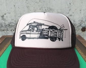 Drew's Truck hat