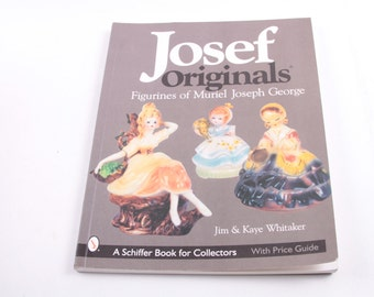 Josef Originals, Figurines, Pricing, Value, Identification, Guide, Collector's, Book, Pictures  ~ The Pink Room ~ 160921A