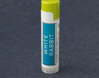 White Rabbit Lip Balm - Older Label SALE