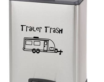 Trailer Trash Decal by HowardAvenue