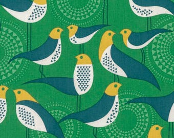 Joel Dewberry FABRIC - Modernist - Perch - Emerald