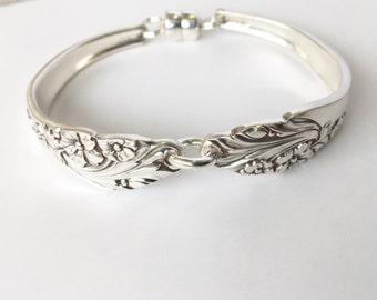 Evening Star Spoon Handle Bracelet
