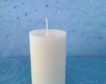 Ten Pillar Soy Wax Candles Unscented, Eco Friendly