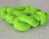 RADIOACTIVE, TFA PureWash worsted weight yarn