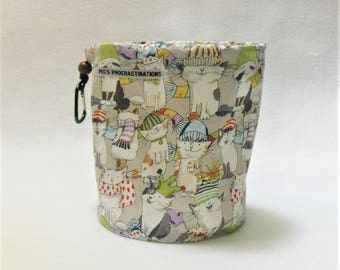 Cats with Hats Bag