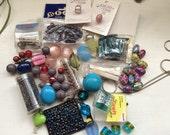 Glass beads, seed beads, jewellery making, Jewelry making, crafts, craft making