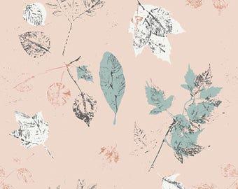 Art Gallery Arborescent Seasons Sky 100% Cotton Fabric