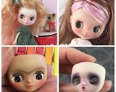 Reserved for Colleen custom work for Petite Blythe and Hujoo Nano Freya
