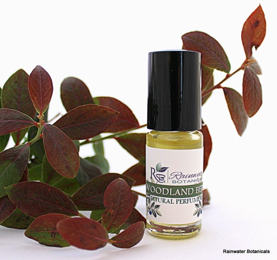 Woodland Berry natural perfume