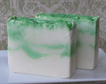 Lily of the Valley Cold Process Soap