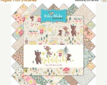 ON SALE GoldilocksBy Jill Howarth Complete FQ Bundle