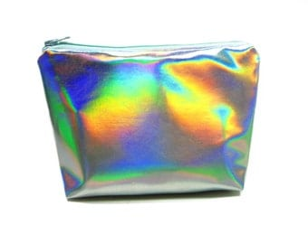 Holographic Cosmetics Pouch