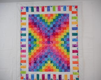 Nana's Wish Crib Quilt