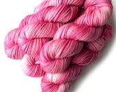 ACLU Aran SW Merino, Cashmere and Nylon Yarn - Cherry Blossom Statement, 180 yards