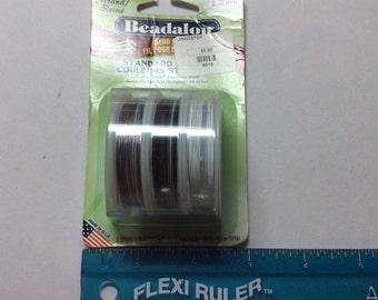 Beadalon Nylon Coated Beading Wire