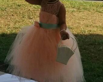 Julia Flower Girl Dress