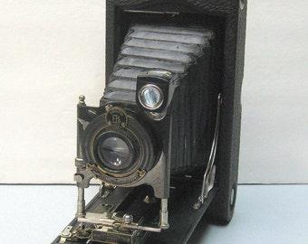 Vintage No. 3-A Autographic Kodak Model C Folding Camera 1914-1934