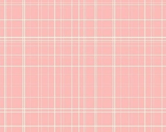 WINDHAM Maribel Pink Fine Plaid 41768-4