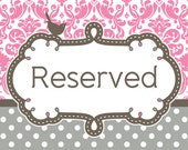 RESERVED for KELLY - 3 Covers