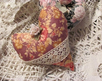 Sachet Heart ..Lavender Sachet