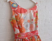 Spring Tea Dress { j.red } size 4-6