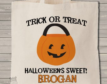 Trick or treat bag Halloween bag perfect for your little ones costume MBAG1-047