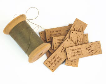 Hand knit tags hand stamped hand knit tags knitting labels for Hand knit labels