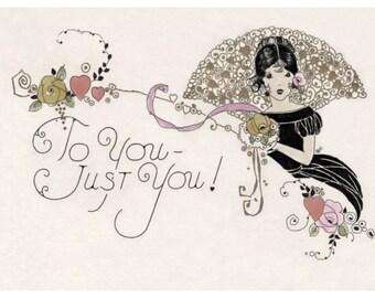 Custom Vintage Style Dress & Crinoline Listing for Jessica Black Satin