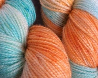 Hot and Cold Sock Yarn