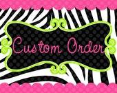 Custom cruise shirts for Kimberly