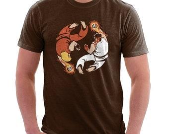 Super Yin Yang - Street Fighter 2 Shirt | SF2 Shirt | T-shirt for Women Men | Video Game t-shirt