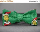 Grinch  Bow tie