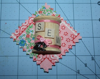 Spool Its SEW Ice Box Magnet SALE