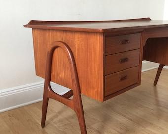 Svend Madsen Danish Mid Century Modern Desk