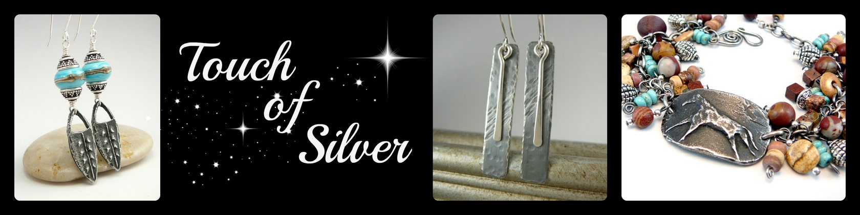 Touch of Silver Handmade Jewelry Designs