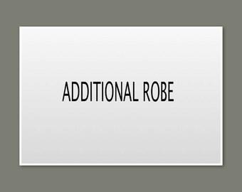 Additional Premium Collection Robe