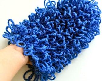 Dusting Mitt - PDF Crochet Pattern - Instant Download