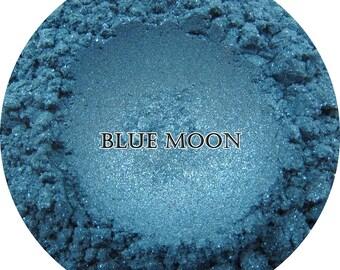 Loose Mineral Eyeshadow-Blue Moon