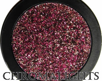 Chromalights Foil FX Pressed Glitter-Strawberry Truffle