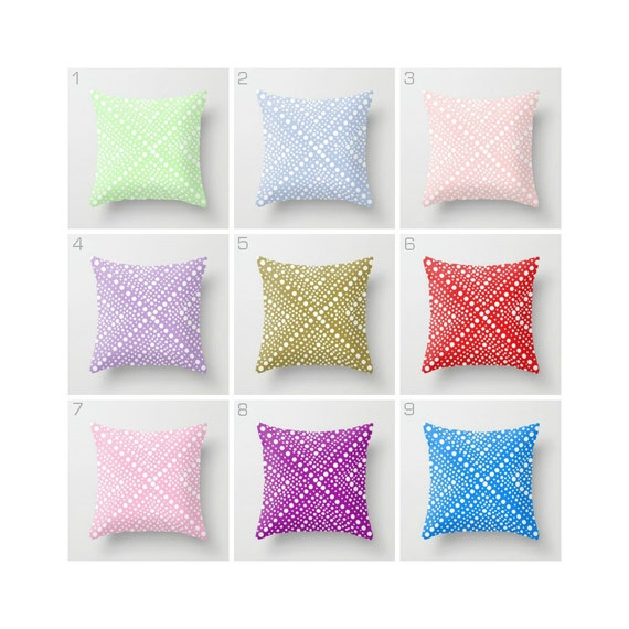 OUTDOOR Throw Pillow . Gold Outside Pillow . Modern Outdoor Cushion . White Blush Pink Purple Red Blue Pillow . Lumbar Bolster 16 18 20 inch