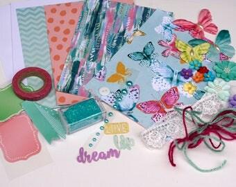 Inspiration Card Kit DIY