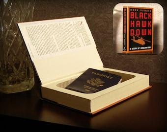 Hollow Book Safe (Black Hawk Down)