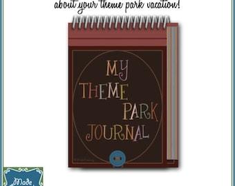 Digital Theme Park Journal