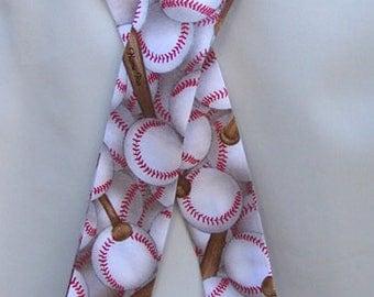 Baseball Sport Neck Cooler For Hot Weather-Heat Relief-Baseballs and Bats