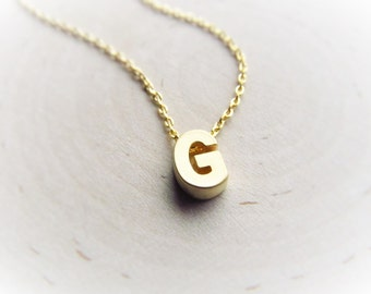 gold initial necklacetiny letter necklace initial jewelry gold letter charm customized gift personalized jewelry layered necklace