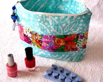 Cosmetic Organizer, Toiletry Storage Bag, Personal Care Case, Toiletry Pouch, Travel Organizer, Makeup Bag, Accessory Case, Cord Storage,