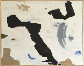 """Abstract Fine Art 30""""x24"""" Acrylic on Canvas"""