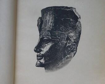 Antique book plates Art Illustrations Egypt Egyptian scenes from 1902 Book on Egypt Egyptology