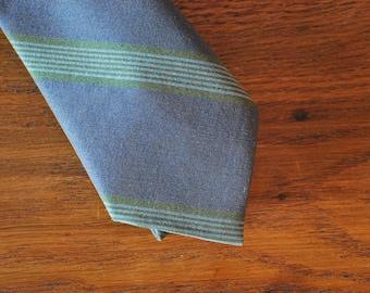 MCM Mid century tie skinny tie 1960s Ben Gauz