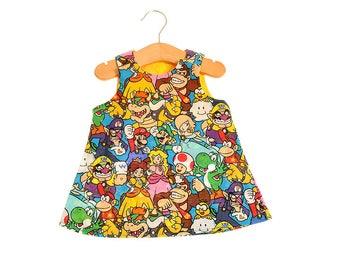 Nintendo Super Mario Children's Dress